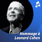 La webradio Hommage à Leonard Cohen