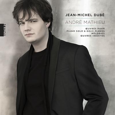 ANDRE MATHIEU: OEUVRES POUR PIANO SOLO ET DEUX PIA