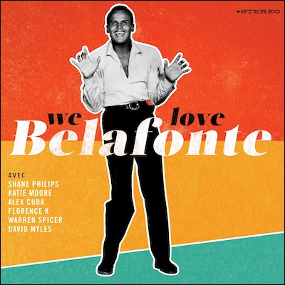 WE LOVE BELAFONTE