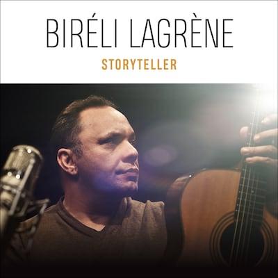 BIRELI LAGRENE: STORYTELLER