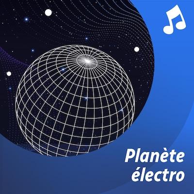 Une sphère en vecteurs dans l'espace.