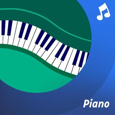 Liste d'écoute musicale Piano.