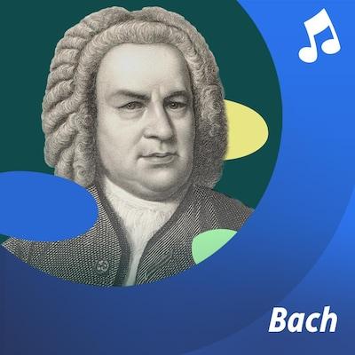 Liste d'écoute musicale Bach.