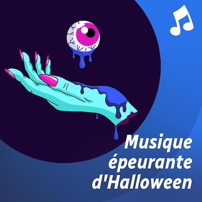 Liste d'écoute musicale musique épeurant d'Halloween.